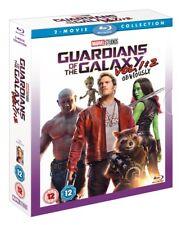 Guardians of the Galaxy: Vol. 1 & 2 (Box Set) [Blu-ray]