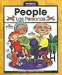 WordBooks/Libros de Palabras: People/Las Personas by Mary Berendes (2007, Hardc…