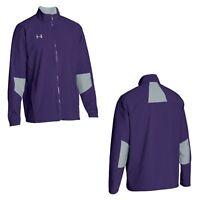 Under Armour Storm Vented Zip Up Warm-Up Men's Jacket Purple Size 3XL-4XL NWT
