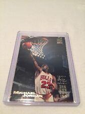 1993/94 Topps Stadium Club Basketball Michael Jordan Chicago Bulls Triple Double