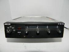 Bendix/King KT 76A Panel Mounted Transponder (Used) SN: 100903