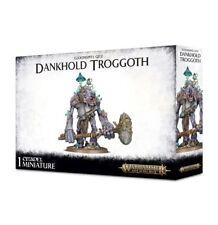Warhammer Age of Sigmar Gloomspite Dankhold Troggoth box new