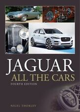 JAGUAR - THORLEY, NIGEL - NEW HARDCOVER BOOK