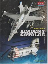 Academy Plastic Model kit di veicoli AEREI NAVI' 06-07 GAMMA DI PRODOTTI CATALOGO