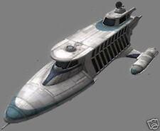 Luxury Yacht 3000 Star Wars Aircraft Desktop Wood Model Regular Free Shipping