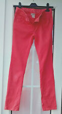 Girl's Deep Pink Skinny Jeans - age 11 years - by I Love Next