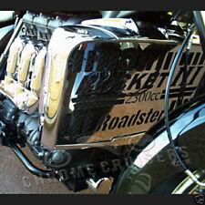 Protección de radiadores para motos