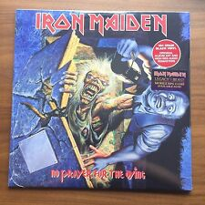 Iron Maiden - No Prayer For The Dying Vinyl LP Black 180 Gram Sealed New