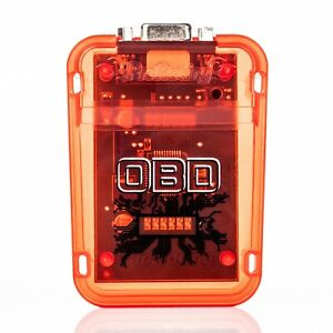 Chip Tuning Box OBD 2 SSANGYONG Musso Sports Rexton Rodius Diesel