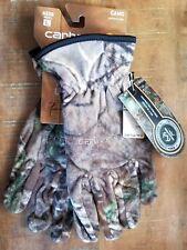 Carhartt Mens TS Fleece Gloves Realtree XTRA CAMO  L Or XL NWT