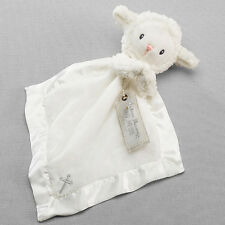 Bedtime Blessings Plush Lamb Lovie Baby Shower Gift