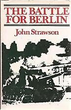The Battle for Berlin by Strawson, John