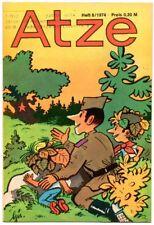 DDR ATZE Heft 8/1974 FDJ Verlag Junge Welt Fix und Fax *AZ30