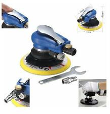 6'' Air Random Orbital Sander Disc Polisher Grinding Tool Kit For Car Body Orbit