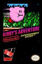 "8-BIT KIRBY Art Poster - Nintendo Black Box Design 16""x 24"" Fathead Poster"