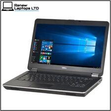 """Dell Latitude E6440 14"""" Laptop, i5-4310m 2.7Ghz, 16Gb RAM 120Gb SSD Win10 Webcam"""