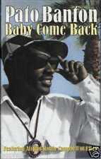 PATO BANTON - BABY COME BACK 1994 UK CASSINGLE CARD SLEEVE SLIP-CASE