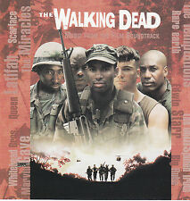 The Walking Dead-1995-Original Movie Soundtrack-11 Track-CD