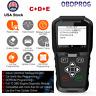 OBDPROG MT601 Immobilizer Odometer Mileage Adjustment OBD2 Diagnostic Scanner US