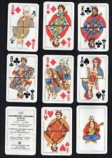 Playing cards Ukraine federation of Sports-bridge 1992 + 2  RARE Jokers  #413