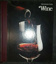 Time Life Books The Good Cook Wine