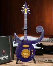 Axe Heaven Prince Signature Purple Symbol Mini Guitar Replica
