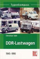 Typenkompass, DDR- Lastwagen 1945 - 1990, Motorbuchverlag 2005
