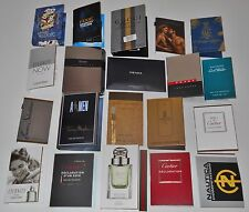 20 Mens Designer Cologne Samples Lot 1 Million A*men Gucci Prada Eau de Toilette