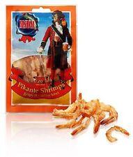 Pikante Shrimps gesalzen getrockne 20g Fisch Getrocknet Fisch Snack