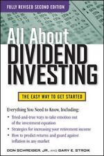 All About Dividend Investing, Second Edition (All About Series) by Schreiber, D