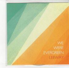(DN25) We Were Evergreen, Leeway - 2012 DJ CD