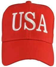 Donald Trump USA 45 Hat RED hat  fully adjustable Free Shipping