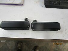 Exterior Door Handle For 83-92 Ford Ranger 79-93 Mustang Set of 2 Front metal