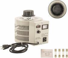 1000w Beige Variable Ac Voltage Converter 0 130v Volt Output Usa Stock