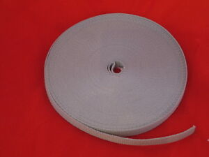 Spare Part Strap for Any Type of Roller Shutters (Silver)
