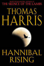 Hannibal Rising, Thomas Harris | Hardcover Book | Good | 9780434014088