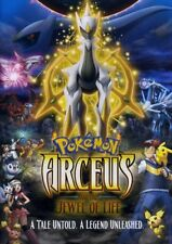 Pokemon - Pokémon: Arceus and the Jewel of Life [New DVD] Full Frame