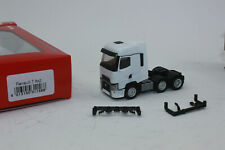 Herpa 311588 Renault T 6 x 2 Tractor White 1:87 New Original Packaging