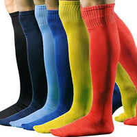 EP_ Men Sport Football Baseball Soccer Long Socks Over Knee High Socks Dazzling