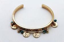 609a19fb Pulseras de bisutería brazalete de metal dorado | Compra online en eBay