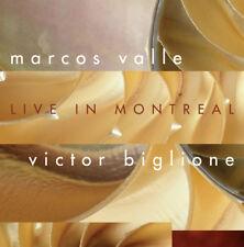 CD Marcos Valle e Victor Biglione Vivere In Montreal