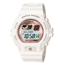 CASIO G-SHOCK Mini Ladies Watch GMN-691-7BJF WHITE/PINK With Tracking From Japan