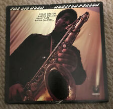 HOUSTON PERSON The Big Horn Jazz LP VG+ 1979 Muse Records FREE SHIP
