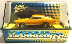 Johnny Lightning 1970 Ford Mustang Mach 1 Mach I ThunderJet 500 NOS NIB
