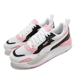 Puma X-Ray 2 Square White Black Pink Grey Men Unisex Casual Shoes 373108-30