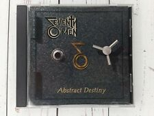 Seventh Omen Abstract Destiny CD 2001 Septagram Records Like New