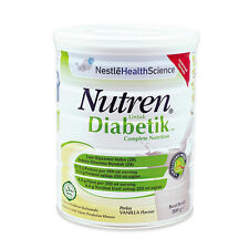 Nestle Nutren Diabetic Milk Nutrition 800g (Vanilla)