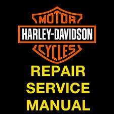 Harley Davidson Softail Models 2006 2007 2008 2009 SERVICE REPAIR MANUAL