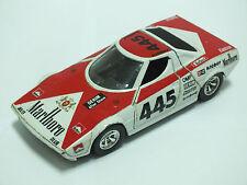 Modellino Lancia Stratos Marlboro Bburago 1/24