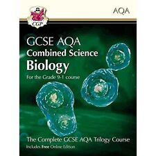 New Grade 9-1 GCSE Combined Science for AQA Biology Student Book with Online...